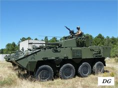 Portuguese Army Pandur II