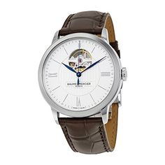 Baume & Mercier Classima Mens Automatic Swiss Watches - Now 52% Off!!!  Baume & Mercier Classima Mens Automatic Swiss Watches - Now 52% Off!!!  Expires Oct 3 2017