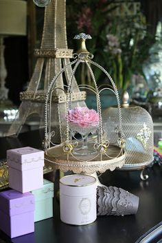 Romancing the Home: Marie Antoinette Pastry Stands