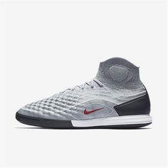 best sneakers aeb92 4762f Nike MagistaX Proximo II IC (Cool Grey   Black   Wolf Grey   Varsity Red)