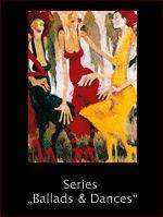 Art gallery of Josef Jan Michnia | Art Gallery, Artist, expressive Realism, Expressionism