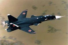 Sukhoi Su-47 Berkut (Foto 1)