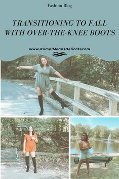 Over-the-Knee Boots, OTK books, knee-length boots, fall fashion