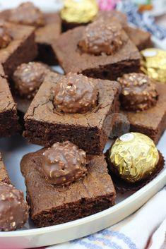 Nutella Brownies! - Jane's Patisserie