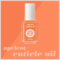 Soften cuticles at the stroke of a brush.