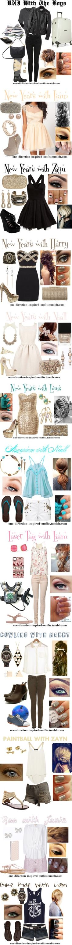 """""""One Direction Inspired Outfits and Imagines"""" by one-direction-inspired-outfits ❤ liked on Polyvore"""