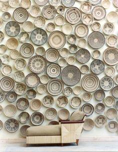 Million-Baskets-Art - Installation by Stephen Falcke