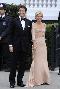 Princess Marie Chantal - The Queens Pre-wedding Royal Gala