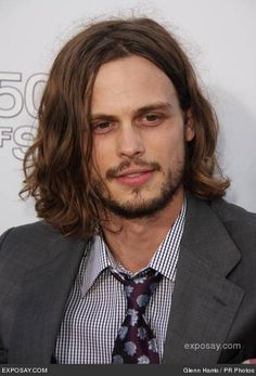 Uploaded by ℳᴏᴄʜᴄᴀ. Find images and videos about criminal minds, matthew gray gubler and spencer reid on We Heart It - the app to get lost in what you love. Dr Spencer Reid, Dr Reid, Matthew Gray Gubler, Matthew Grey, Criminal Minds, Celebrity Crush, Celebrity Photos, Gorgeous Men, Beautiful People