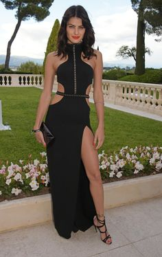 All the Models Came Out for the Amfar Gala in Cannes - Fashionista