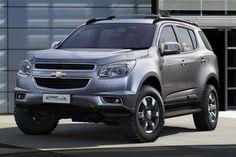 Nadjechał nowy Chevrolet Trailblazer2014