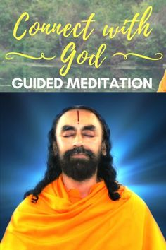 Power Of Meditation, Guided Meditation, Connecting With God, Meditation For Beginners, Motivational Speeches, Most Powerful, Treasure Chest, Attitude, Bond