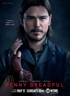Josh Hartnett and Eva Green Get Spooky in The Posters For Showtime Horror Series 'Penny Dreadful' | Filmmakers, Film Industry, Film Festivals, Awards & Movie Reviews | Indiewire