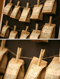 Wedding favours. Seeds? Mini candle jars to sow in later?  For more insipiration visit us at https://facebook.com/theweddingcompanyni or http://www.theweddingcompany.ie