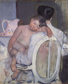 Paintings by Mary Cassatt