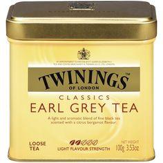 Earl Grey - Twinings Tea US
