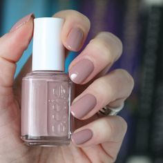 I have my friend Bailey  to thank for turning me onto this gorgeous nude shade.     It took me a couple years to get into nude polishes. ...
