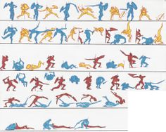idea_fora_2on1_swordfight_June2012 by AlexBaxtheDarkSide.deviantart.com on @deviantART ✤ || CHARACTER DESIGN REFERENCES | キャラクターデザイン | çizgi film • Find more at https://www.facebook.com/CharacterDesignReferences & http://www.pinterest.com/characterdesigh if you're looking for: bandes dessinées, dessin animé #animation #banda #desenhada #toons #manga #BD #historieta #sketch #how #to #draw #strip #fumetto #settei #fumetti #manhwa #cartoni #animati #comics #cartoon || ✤