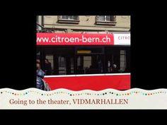 Introdans On Tour, Switzerland, Steps Festival 2012 - BERN. 2 days, 1 rehearsal, 2 shows.