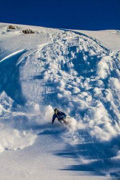 Looks like a snow storm  #skiing #sport #snow #blueprint  http://www.blueprinteyewear.com/