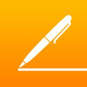 Pages - Apples version av Word. Har många bra och användbara teman, t.ex. om du vill göra en skolplansch, en inbjudan, ett CV till en elev etc. Mycket användbart. Kostar 75:- om du inte fick det gratis med nya iOS7.