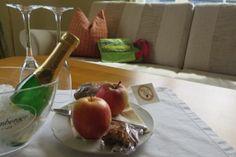 Liebevoller #WellnesBummler Empfang in #Tirol. Genauer gesagt im #Wellnesshotel Post in Lermoos