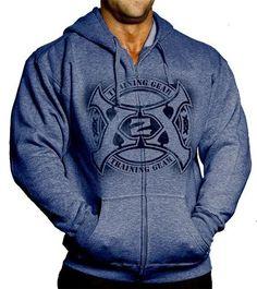 Circle Axe 2.0 Fleece Hooded Jacket