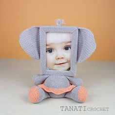 I fell in love with this elephant. From today, the pattern is available in my store. The skirt can be easily removed so that the photo frame is suitable for girls and for boys.  #amigurumi #amiguru_mi #crochet #crocheted #crocheting #crochetlove #crochetaddict #crochetersofinstagram #toy #häkeln #كروشيه #handmadebyme #handmadewithlove #амигуруми #вязание #adorable #örgü #ganchillo #あみぐるみ #かぎ針編み #crochetpattern #elephantcrochet ##elephantpattern #elephantsoft
