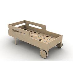 Toddler bed to roll around Rafa kids