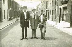 The Edwardian Teddy Boy - Portsmouth Teddy Boys