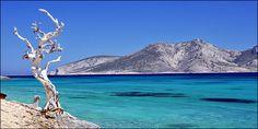 Koufonisia islands in Cyclades, Greece Greece Vacation, Greece Travel, Greek Sea, Greek Islands, Crete, Mykonos, Rafting, Beautiful Beaches, Travel Photos