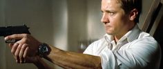 Take a trip down memory lane to discover how Rolex watches have been used by celebrities in movies since the From James Bond to Jeremy Renner. Ghost Protocol, Mission Impossible, Jeremy Renner, Rolex Submariner, Rolex Watches, Jewels, Celebrities, Celebs, Jewerly