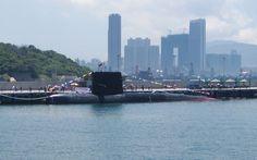 A Song-class submarine. Wikimedia Commons/Kazec (CC BY-SA 3.0).