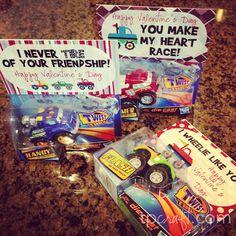 TPcraft.com: Free Truck Valentine Printables