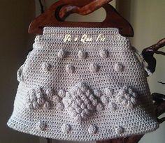 Vê O Que Fiz Crochet Handbags, Needlework, Facebook, Fashion, Crochet Bags, Embroidery, Moda, Sewing, Couture