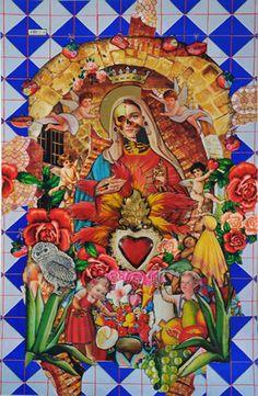 collage mexicano - Buscar con Google
