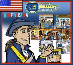 SAVE with this amazing Americana bundle-a history teacher/seller's dream! This incredible value features 2 historical sets (Antebellum & 1930s) 2 American Holiday clip-art sets( Martin Luther King, Jr. and Thanksgiving) 2 Every Day Decades Style Sets (1920s Gatsby & 1970s) and 2 Cover Mascots (Revolution and Civil War Soldiers) This detailed set features 112 pieces of clip-art*-56 B&W and 56 color clip-art pieces to compliment your TPT products or classroom lessons! 300 png, sizes vary. Most…