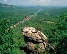North Carolina State Parks Near Charlotte: Chimney Rock State Park Chimney Rock North Carolina, Chimney Rock State Park, Great Places, Places To See, Beautiful Places, Amazing Places, Wonderful Places, Asheville Nc Lodging, State Parks