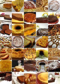 Cinco Quartos de Laranja: 35 bolos para celebrar o World Baking Day