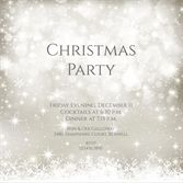 Free Christmas Invitation Templates Interesting Illuminated Printable Invitation Templatecustomize Add Text And .