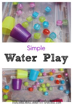 Simple Water Play - FSPDT