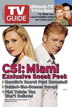 CSI: Miami Lord, have mercy. DC in white. Yeowzer.
