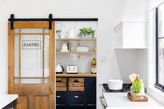 Before & after: A spacious modern farmhouse in Brisbane - The Interiors Addict Decor, House, Interior, Home, Kitchen On A Budget, Fixer Upper, Farmhouse Style Kitchen, Modern Farmhouse, Renovations