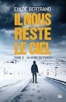 La Veine du pendu (Il nous reste le ciel, # 2) #IlNousResteLeCiel #postapocalyptic #roman