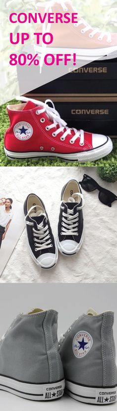 Find Converse and more up to 80% off! Install the Free App now and shop now! Don't bother waiting 2+ weeks shipping like other apps