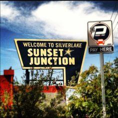 Silver Lake ~ a trendy neighborhood in LA where Trina & Juliet hang out
