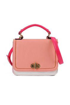 Fashion Candy Colored Satchels