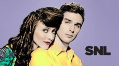 Zooey Deschanel and Karmin | Saturday Night Live | NBC