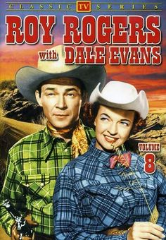 Shop Roy Rogers, Vol. 8 [DVD] at Best Buy. Find low everyday prices and buy online for delivery or in-store pick-up. Dale Evans, Cowboys And Indians, Roy Rogers, Old Comics, Old Shows, Happy Trails, Female Stars, My Memory, My Childhood