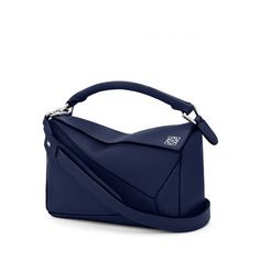 Loewe For Women - Puzzle Small Bag Marine